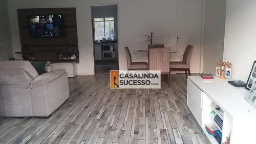 Casa Com 2 Dormitórios À Venda, 155 M² Por R$ 1.200.000,00 - Arujá Hills-3 - Arujá/sp - Ca6187
