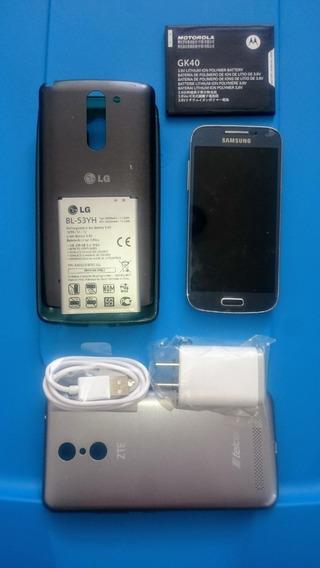 Accesorios, Baterías Y Samsung S4 Mini (leer Descripción)