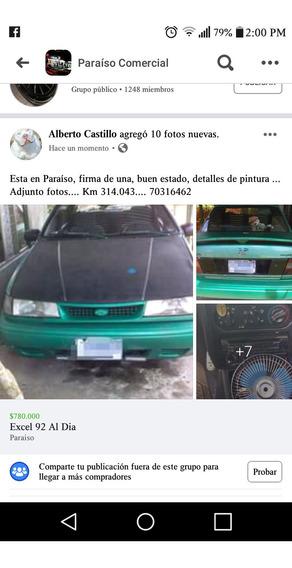 Hyundai Excel Japones