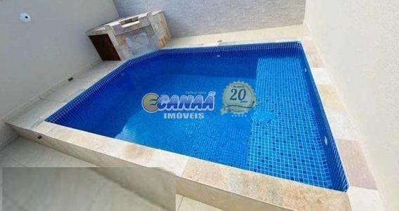 Casa Nova Com Piscina Aceita Financiamento !!! Ref. 7393 E