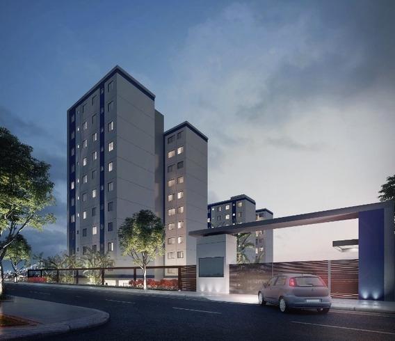 Apartamento De 2 Quartos No Bairro Nacional - 4138