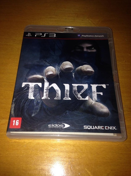 Thief Semi Novo Mídia Física Ps3 Playstation 3 Raro R$129,99