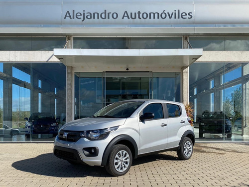 Fiat Mobi Like 0km 1.0 Full 2021 Entrega!