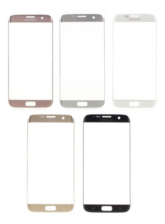 Vidro Frontal Galaxy S7 Edge Sm G935f Lente Tela S/ Touch