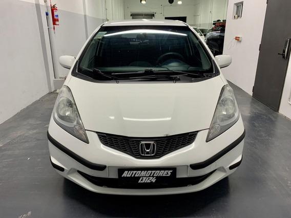 Honda Fit 1.4 Lxl Automatico 2009