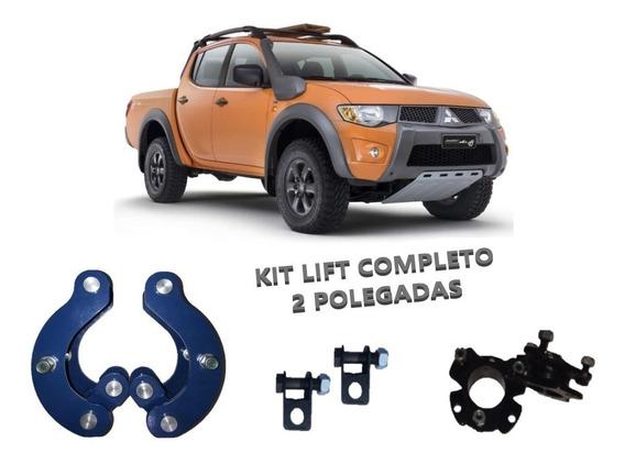 Kit Lift 2pol Completo Pickup Comfort Mitsubishi L200 Triton