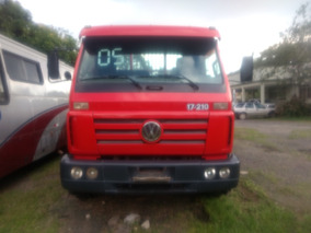 Volkswagen Vw 17.210 Motor Mwm Ano 2005 Pouco Uso