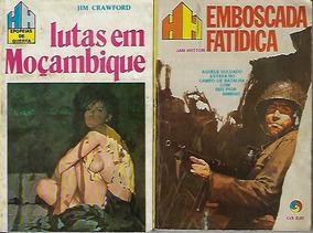 1977/1987 - 2x Livreto De Bolso Série Hh Editora Monterrey