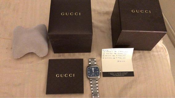 Relógio Masculino Gucci Ya 131302