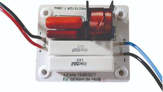 Kit12 Unid. Divisor De Frequência 1 Via Titânio 300w Passivo