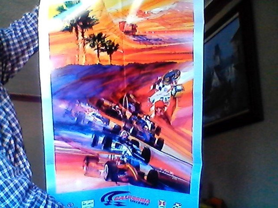 2 Posters Nascar