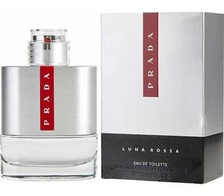 Perfume Prada Luna Rossa 100ml Edt Original