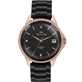 Relógio Technos Feminino Elegance Original Nota 2315kzr/4p