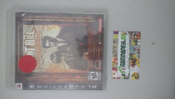 Jogo - Silent Hill Homecoming - Playstation 3