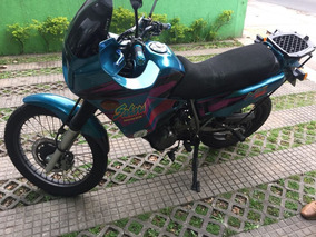 Honda, Nx 350 Sahara 98 - Estudo Troca