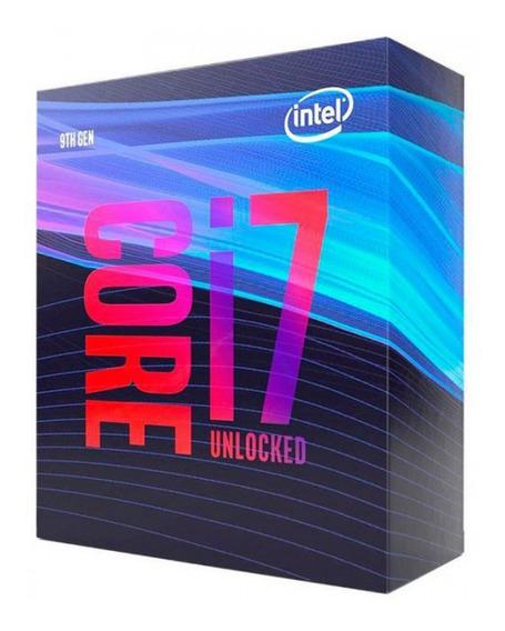 Processador Intel Core I7 9700 (lga1151 - 8 Núcleos - 3.00gh