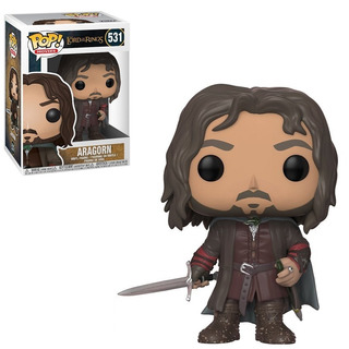 Figura Funko Pop Lord Of The Rings - Aragorn 531