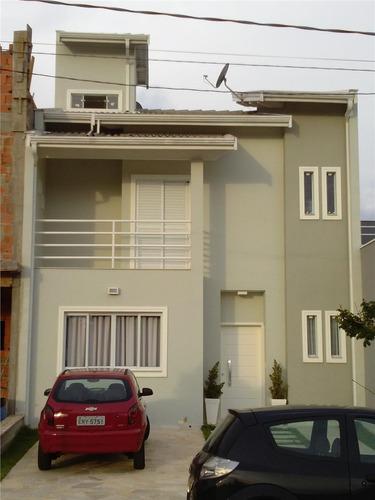 Casa De Condomínio À Venda, 3 Quartos, 1 Suíte, 4 Vagas, Ilha Das Águas - Salto/sp - 7370