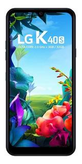 LG K Series K40S Dual SIM 32 GB Aurora black 2 GB RAM