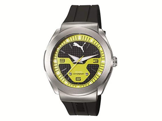 México De Reloj En Puma Pulsera Amarillo Libre Mercado rdChtsQBx