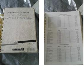 Catálogo Original Pecas E Acessórios Omega E Suprema 93/98