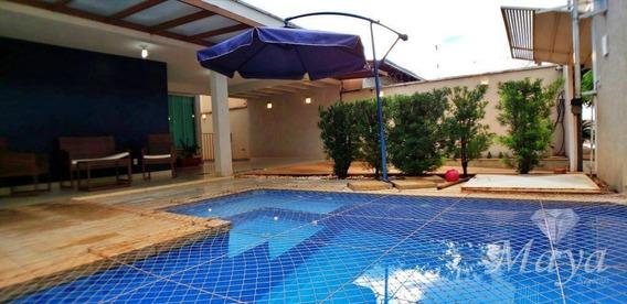 Casa 3 Quartos, 136 M² C/ Lazer Na 604 Norte - Ca0149