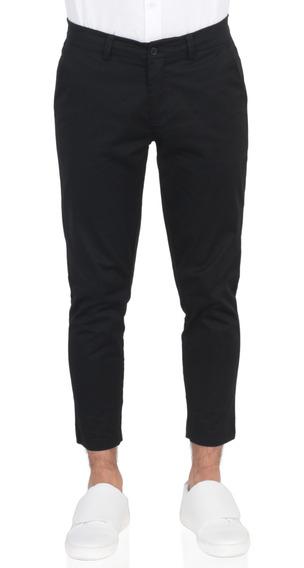 Pantalones Caballeros Vestimenta Slim