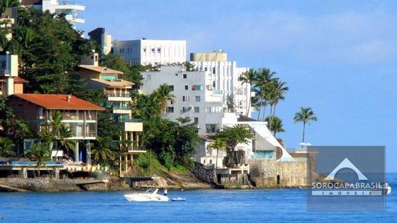 Sobrado Com 5 Dormitórios À Venda, 1200 M² Por R$ 4.510.000,00 - Condomínio Península - Guarujá/sp - So0066