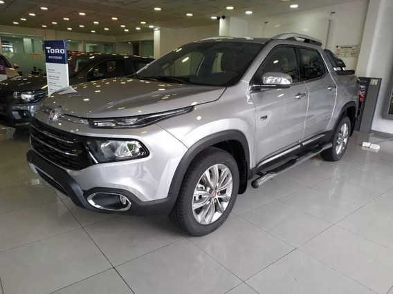 Fiat Toro 2.0 Ranch 4x4 At 0km Con $120.000 O Tu Usado E-