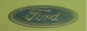 Emblema Antigo Da Ford.