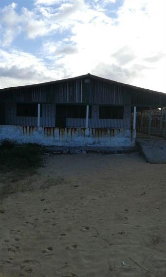 Casa Em Praia De Barreta, Nísia Floresta/rn De 0m² 3 Quartos À Venda Por R$ 180.000,00 - Ca391061