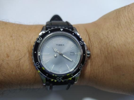 Relógio Timex Indiglo Wr 100m.