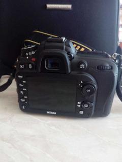 Camara Profesional, Nikon 7100