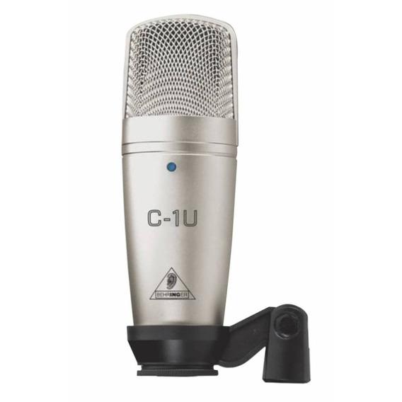 Microfone Behringer C1u