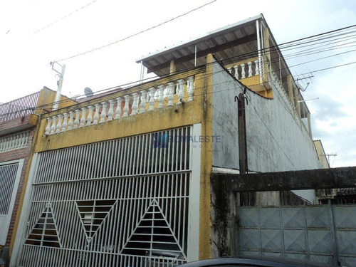 Sobrado Residencial À Venda, Vila Rica, São Paulo. - So0017