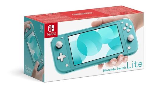 Consola Nintendo Switch Lite 32gb Nueva Original Dakmor