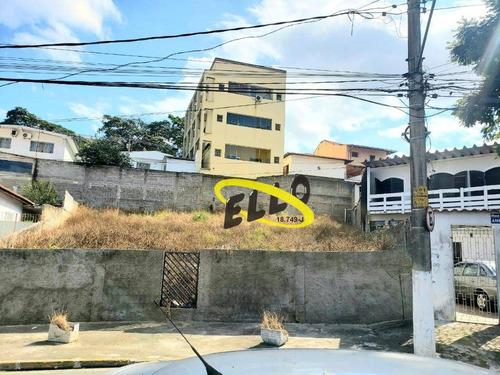 Terreno À Venda, 469 M² Por R$ 530.000,00 - Jardim Nomura - Cotia/sp - Te0895