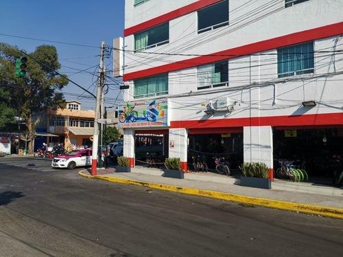 Excelente Local En Renta De 585m2 En Iztapalapa.