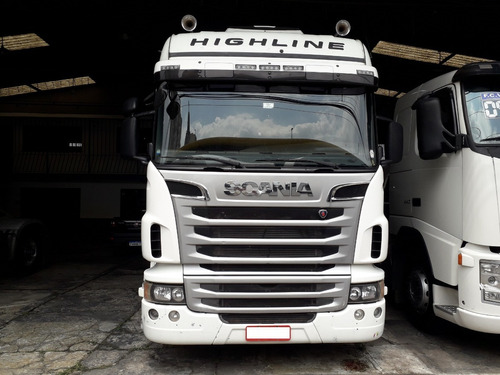 Scania Highline 440 6x4 2013/2013