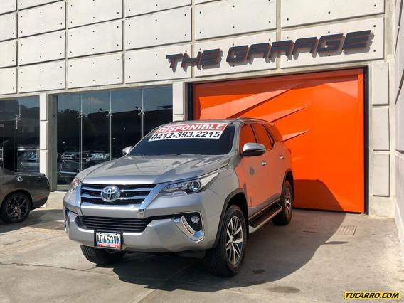 Toyota Fortuner Dubai Plus