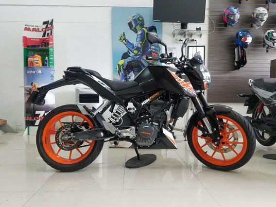 Ktm Duke 200 2018