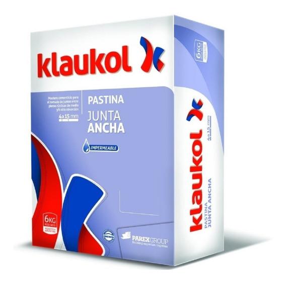Pastina Klaukol Junta Ancha X10kgs (varios Colores)