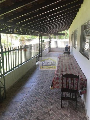 Imagem 1 de 10 de Chácara Com 3 Dormitórios À Venda, 1232 M² Por R$ 980.000,00 - Recanto Dos Palmares - Monte Mor/sp - Ch0123