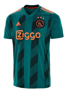 Camisa Do Ajax Nova Holanda Oficial Masculina - Mega Oferta