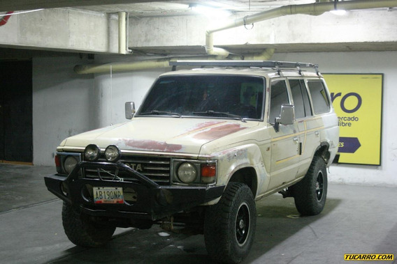 Toyota Samurai Sincronico