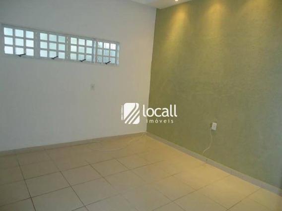 Casa Com 2 Dormitórios À Venda, 123 M² Por R$ 230.000 - Parque Das Aroeiras Ii - São José Do Rio Preto/sp - Ca1868