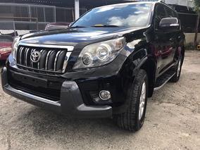 Toyota Land Cruiser Prado Vx Full 11 Negra Barata Economica