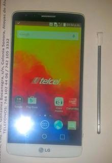 Celular LG G3 Stylus Poco Uso Telcel, Ningun Detalle