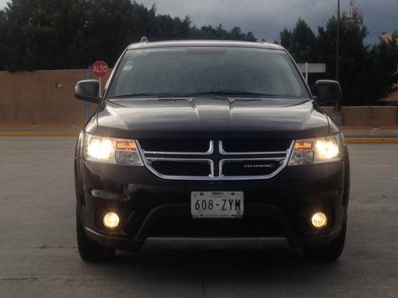 Dodge Journey Sxt Plus 7 Pasajeros Aut 2015 Factura Original
