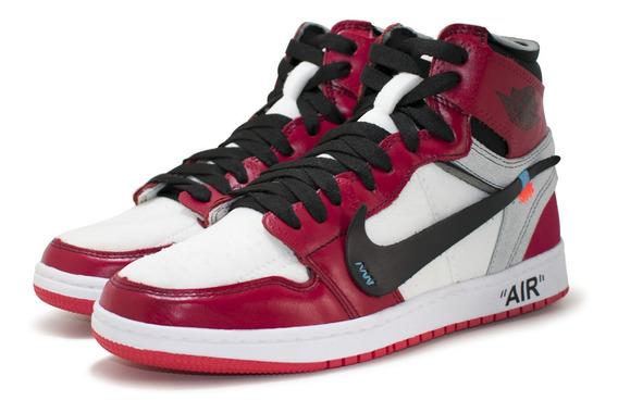 Tênis Air Jordan Off White Promoção Com Frete Grátis